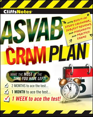 CliffsNotes ASVAB Cram Plan By American Bookworks Corporation (COR)